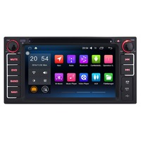 6 2 Inch Android 6 0 1 Car Multimedia Player For Toyota Car Without DVD Car