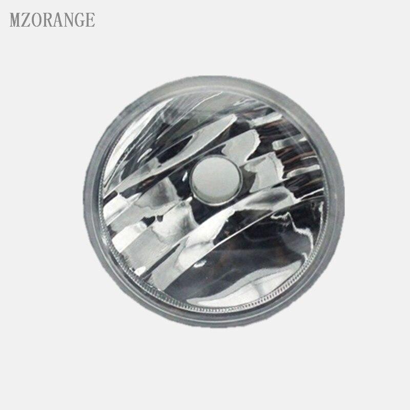 MZORANGE Car Front Bumper Fog Lights Fog Lamp For Toyota Highlander 2011 2012 2013 Without Bulb