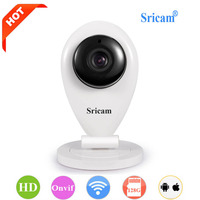Good Sricam SP009A 720P H 264 Wifi 1 0 Megapixel Wireless Wifi Security IP Camera With