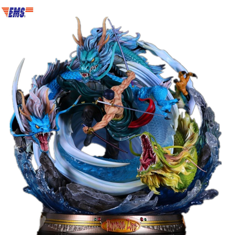 Presale ONE PIECE The Straw Hat Pirates Roronoa Zoro Strongest Tornado Resin Statue Model (Delivery Period: 60 Days) X362Presale ONE PIECE The Straw Hat Pirates Roronoa Zoro Strongest Tornado Resin Statue Model (Delivery Period: 60 Days) X362