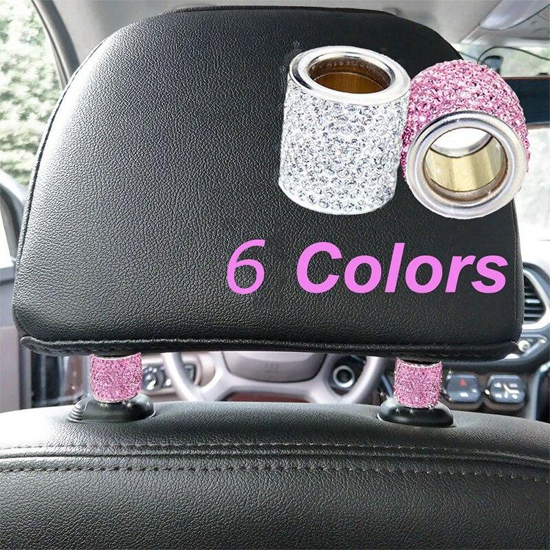 2 шт., украшения на подголовник автомобильного кресла