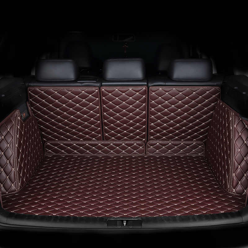 カスタム車のトランクマットマツダのすべてのモデル CX-5 マツダ 3 6 CX-4 CX-7 車スタイリング