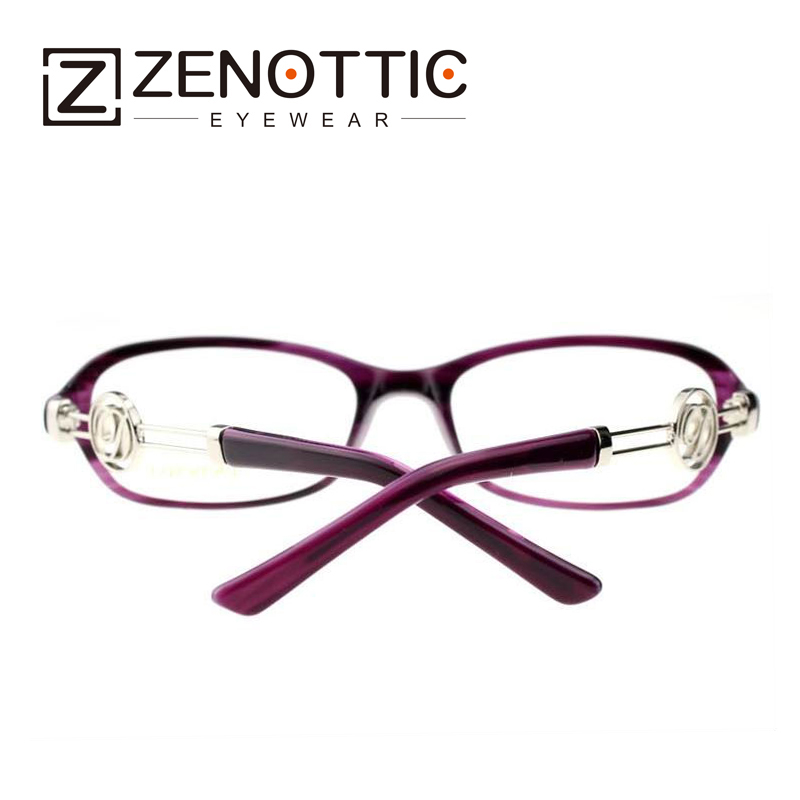 ZENOTTIC 2018 New Design Fashion Eyeglasses Frame Women Lady Style - Apparel Accessories - Photo 4