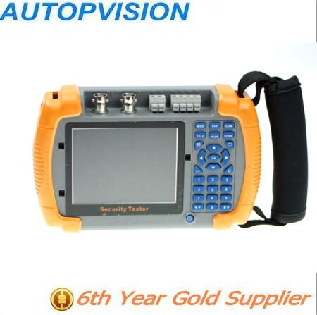 3.5inch  TFT LCD CCTV Tester ST3000S ST4000S Professional Security Installation Tool Surveillance Camera Video Test PTZ Tester
