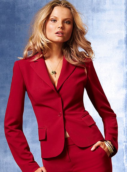 Red Pants Suit Promotion-Shop for Promotional Red Pants Suit on ...