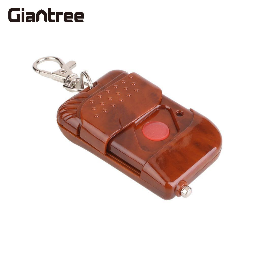 Giantree 315MHz Controller 1CH Wireless Remote Control Transmitter For Electric Garage Door Gate Access Control System