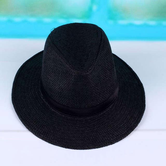 88cd4d5b2af8e placeholder 11.11 Chapéus de Palha Panamá Chapéus para Homens Tampas de  Praia do Verão Das Mulheres Chapéu