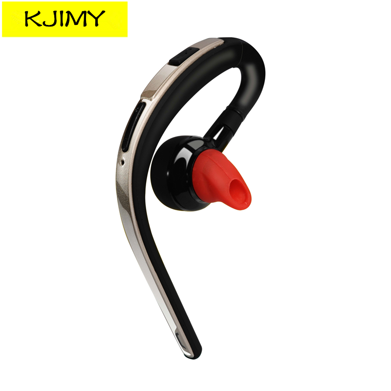 KJIMY Voice Control Wireless Bluetooth Headsets Handsfree Business Earphone with Mic HD Stereo Music Headphone for Phone V4.1 lexin 2pcs max2 motorcycle bluetooth helmet intercommunicador wireless bt moto waterproof interphone intercom headsets