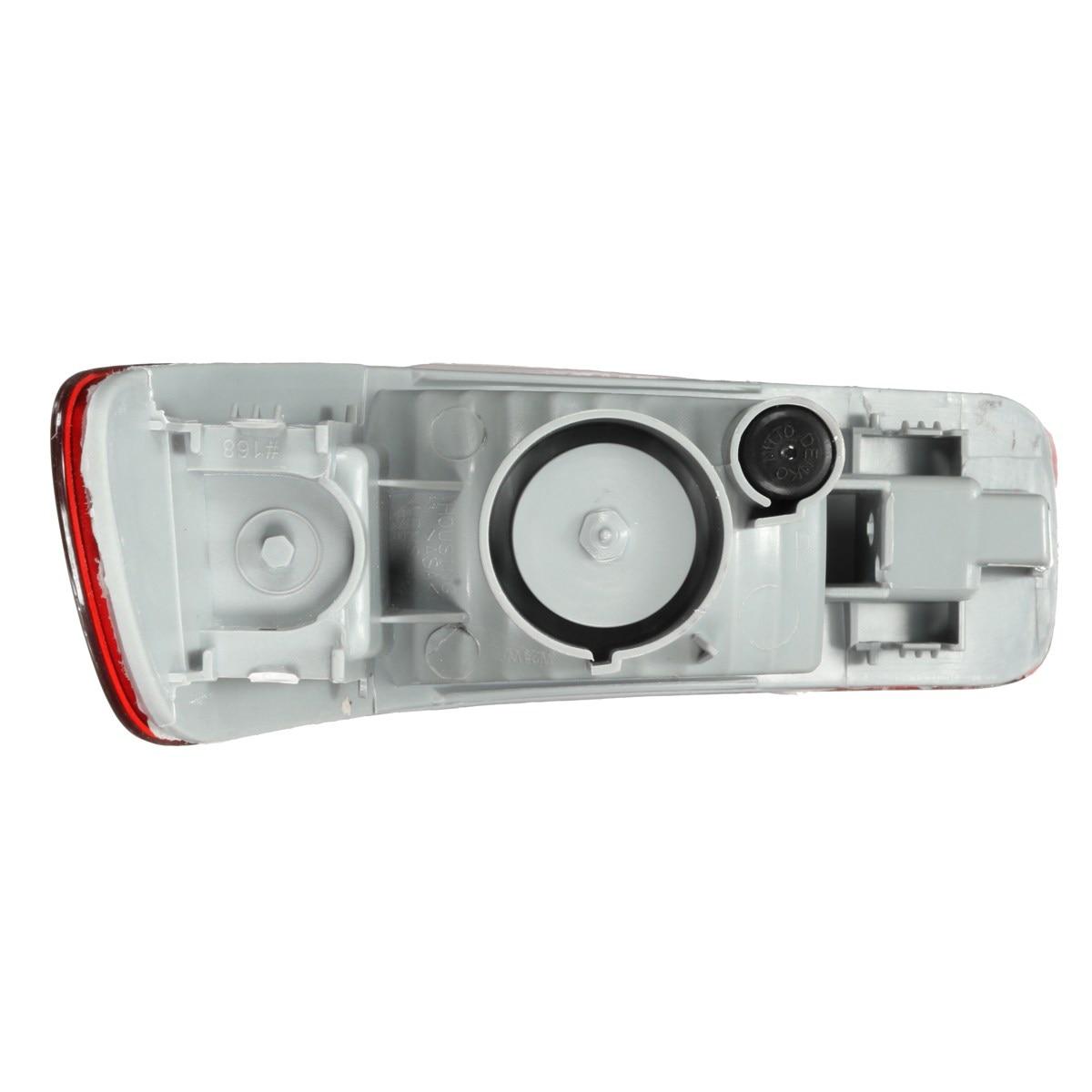 1Pcs Car Rear Right/Left Tail Fog Light Warning Lamp For Mitsubish Outlander for Peugeot for Citroen 07-12
