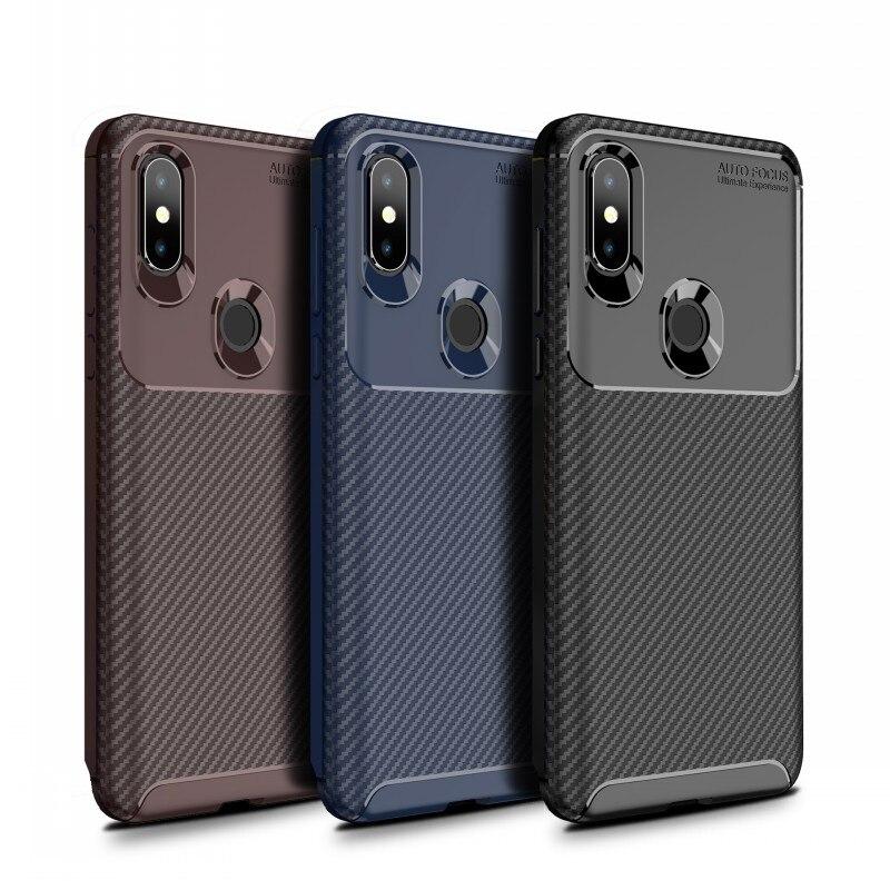 Case For Xiaomi Mi 9 Mi 8 Pro Mi 8SE Mi 8 Lite Cover Carbon Fiber Silicone TPU Case For Xiaomi Pocophone F1 Poco F1 Cover Fundas (16)