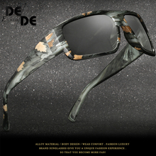 Photochromic Sunglasses Men Polarized Discoloration HD Goggles Male Anti Glare Driving Glasses Brand Design Eyewear 2019