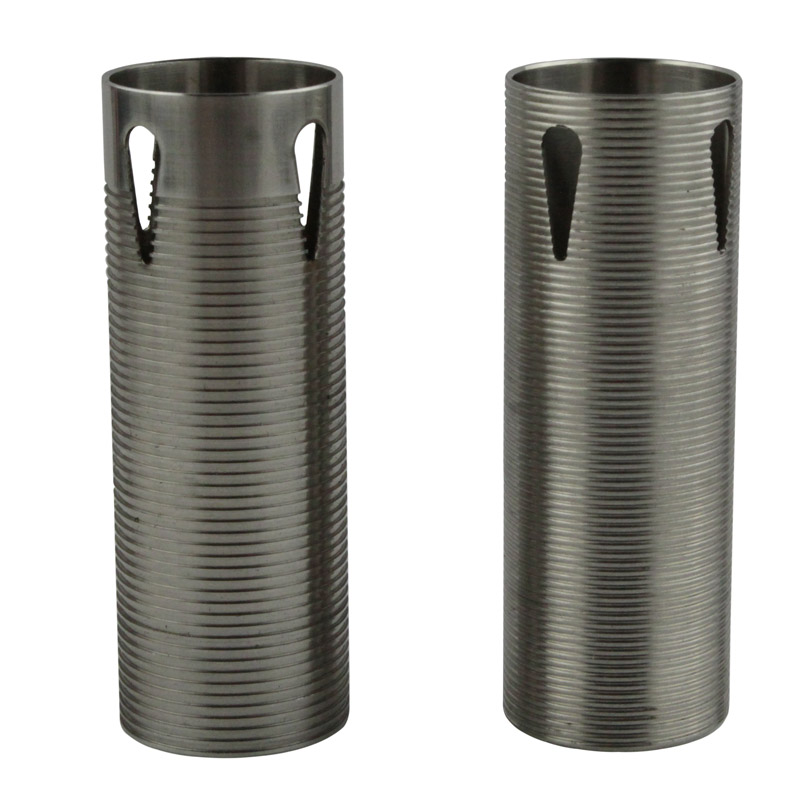 Horizontal Thread Cylinder for inner Barrel length 363-407mm Airsoft AEG free shipping