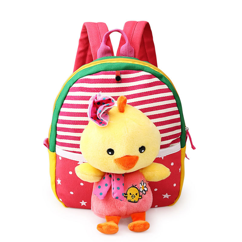 1 3 Years Old Baby Girl Boys School Bags With Cute Cartoon ...