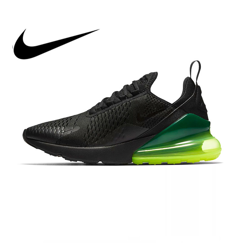 Original Authentic Nike Air Max 270 Mens Running Shoes Breathable Shock Absorbing Lightweight Outdoor Sports Sneaker AH8050Original Authentic Nike Air Max 270 Mens Running Shoes Breathable Shock Absorbing Lightweight Outdoor Sports Sneaker AH8050