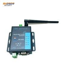 יציאה טורית RS485 RS232 כדי WiFi ממיר שרת מכשיר USR W600 שעון כלב פונקציה (להחליף USR WIFI232 604 USR WIFI232 602)