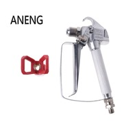 ANENG 3600PSI High Pressure Airless Paint Spray Gun With Nozzle For Graco Wagner Titan