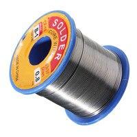 300g 63 37 Tin 0 8mm Rosin Core Tin Lead 0 8mm Rosin Roll Flux Solder