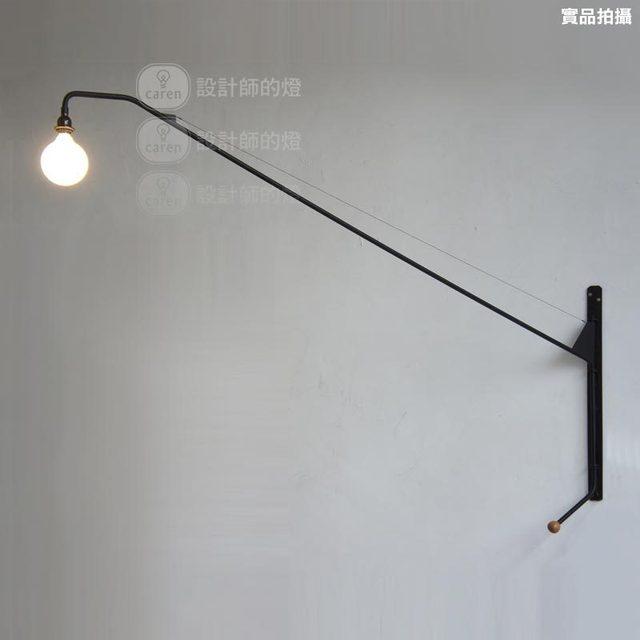 Der designer lampe amerikanischen retro treppen balkon lampe im ...