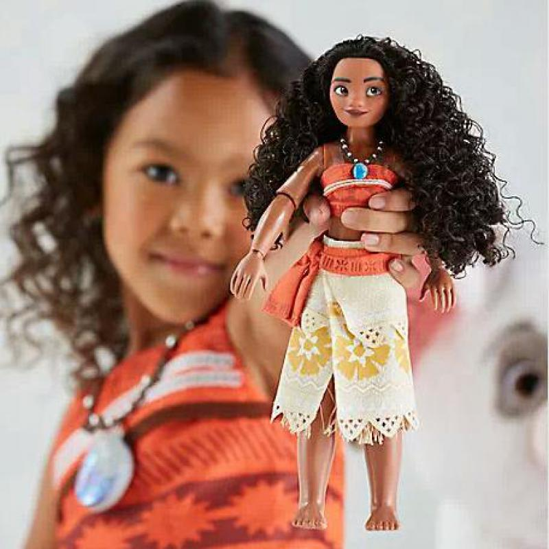 Moana figures toy moana dolls Maui Chick Handan Spotted Pig Action Figures Toys Model For Girls Kids Lover Christmas Gift 33cm 12pcs set children kids toys gift mini figures toys little pet animal cat dog lps action figures