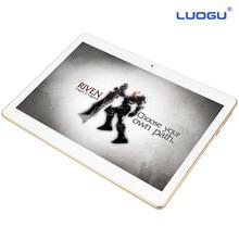 Luogu t9 10 pulgadas original 3g tarjeta sim llamada de teléfono del androide 4.4 Quad Core CE Marca WiFi GPS FM Tablet pc 2 GB 16 GB de la Tableta Pc