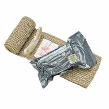 Israeli Bandage Battle Medical Dressing Trauma Force Training First Aid Hemostatic Medical Compression Emergency Bandage