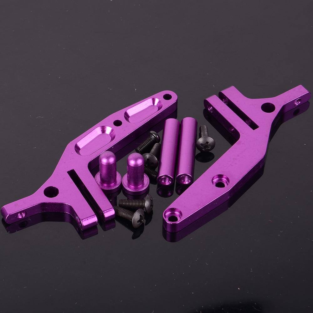 HSP 166044 106044 Pachete de upgrade pentru 1/10 RC Alum Car. Wing - Jucării cu telecomandă
