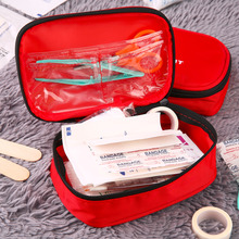 (12PCS) First Aid Kit Medical Bag For Outdoor Sports Travel Camping Emergency Bag With Bandages Tourniquet Medicine Chest
