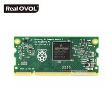 Best Buy Raspberry Pi Compute Module 3 Lite Contains the guts of a Raspberry Pi 3 1.2GHz quad-core ARM Cortex-A53 processor