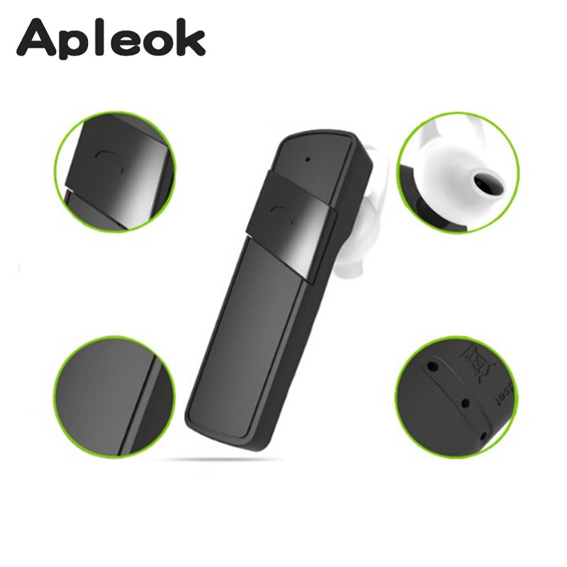 Portable Business Bluetooth Headset Stereo Ear Hook True Wireless Headset Handsfree Car Driving MINI Earphone for xiaomi mi6 mini stereo car bluetooth headset wireless earphone bluetooth handsfree car kit with 2 usb base charging dock