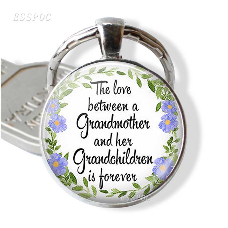 Thế giới Tốt Nhất Mẹ Keychain Quà Tặng Ngày của Mẹ Chữ Glass Cabochon Kim Loại Keychain Keyring Charistmas Quà Tặng cho Mẹ Tiền Thưởng Mẹ