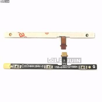 50PCS for ASUS Zenfone 4 Selfie Pro Power Volume Key ON/OFF Button Switch Flex Cable Ribbon Replacement Repair Spare Parts