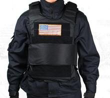Тактический Жилет лучшие продажи подлинная Американский Black Hawk cs поле, специальный warfare, открытый защитный жилет, РГ оборудование