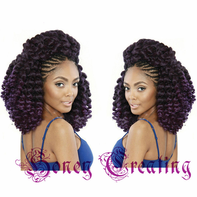 Freetress Ombre Wand Curl Janet Collection Synthetic Kanekalon