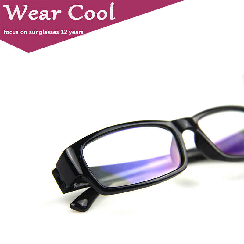 6004ec9e316 ... Wear Cool Fashion Anti Blue Rays Reading Glasses Men Women Material  Reading Eyeglasses Prescription Clear Lens ...
