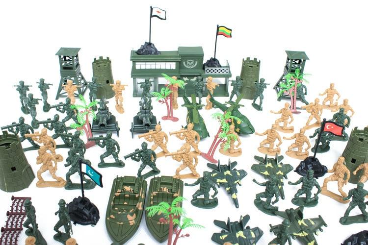 base Kit, Soldado presente 2