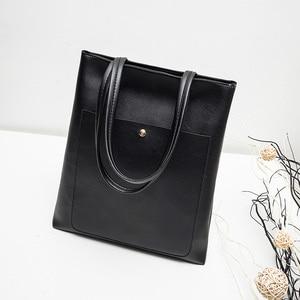 Image 3 - Ankareeda 2020 femmes sac à bandoulière marque de luxe femmes en cuir souple sac à main de haute qualité seau femme sac à main femmes