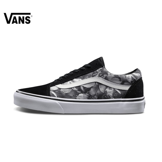 65ab78d2af5d Original Vans Unisex Men s and Women s Old Skool Skateboarding Shoes Sports  Shoes Canvas Shoes Sneakers free shipping