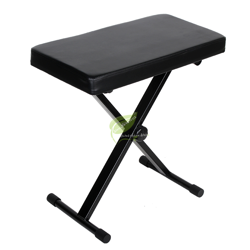 B Folding Bench Electronic Piano Stool / Electric Piano Guzheng Stool / Erhu / Piano Stool / Guitar Seat Stool