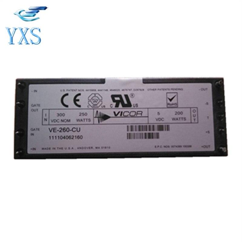 VE-260-CU DC-DC CONVERTER MOD 5V 200W VE-260-CU ve j61 cx