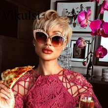 a1026cd638a Popular Pink Rhinestone Sunglasses-Buy Cheap Pink Rhinestone Sunglasses lots  from China Pink Rhinestone Sunglasses suppliers on Aliexpress.com