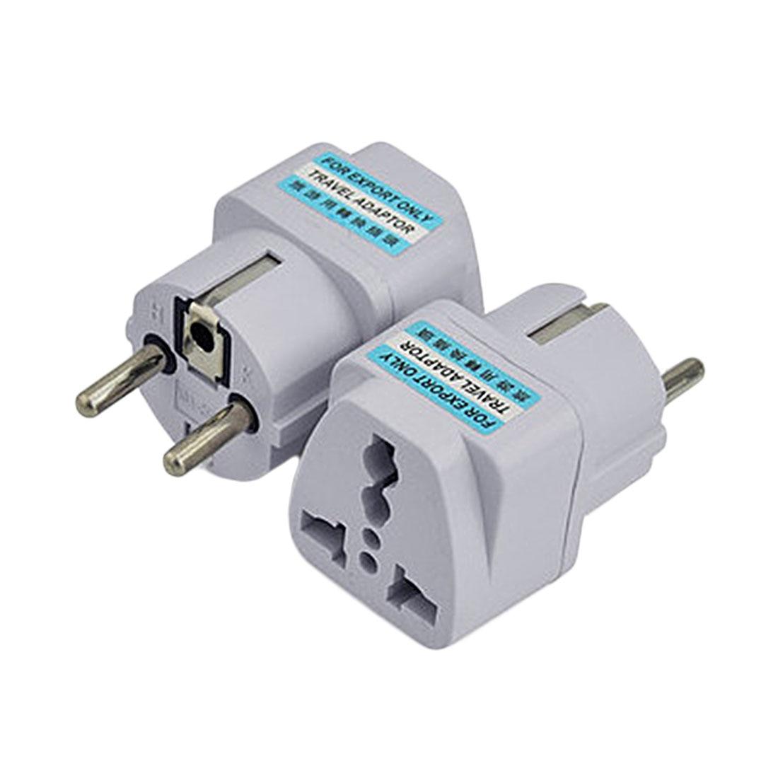 MAIF Universal UK US AU to EU AC Power Plug Universal Travel Charger Adapter Converter