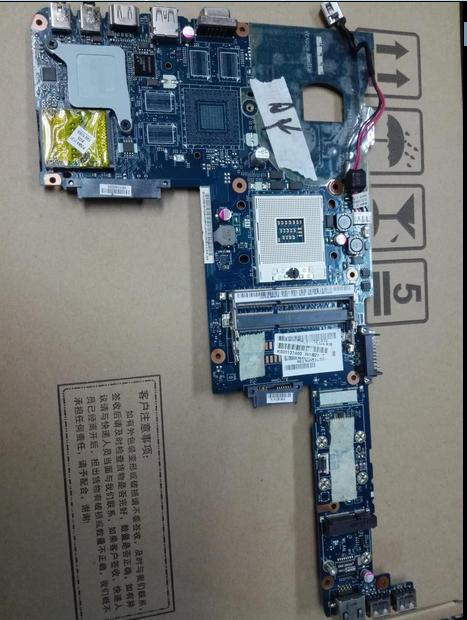 K000123400 LA-7101P P700 P450 tested by system lap connect board connect with motherboard board free shipping for toshiba satellite p700 p740 p745 laptop motherboard k000123400 la 7101p all functions 100% fully tested