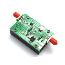 Lusya 1MHz 700MHZ HF VHF UHF FM verici RF güç amplifikatörü 3.2W soğutucu amatör radyo modülü DC 15V A6 020