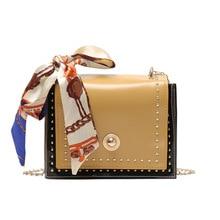 Good Quality 2019 New PU Leather Mini Small Women Crossbody bag messenger shoulder handbag