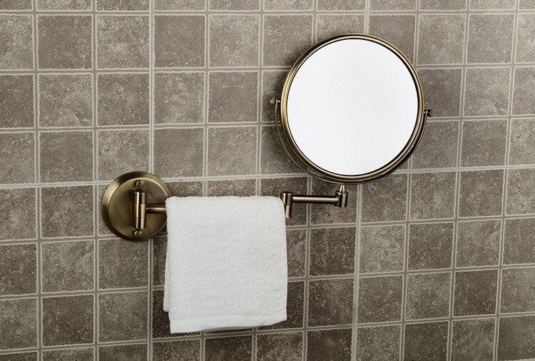 face 3 x ampliação espelhos do banheiro