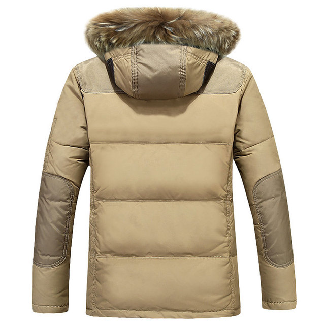 Size S~3XL Free Shipp Top Design Men Winter Down Coats White Duck Down Padded jacket For Man Casual Men's Brand Hooded Jackets