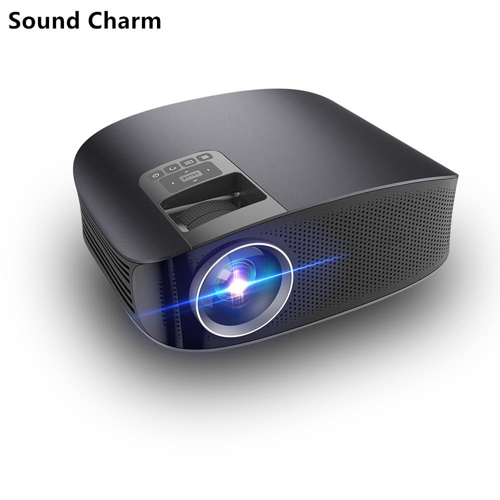 Aliexpress.com : Buy Sound Charm YG610 3600 Lumens Full HD
