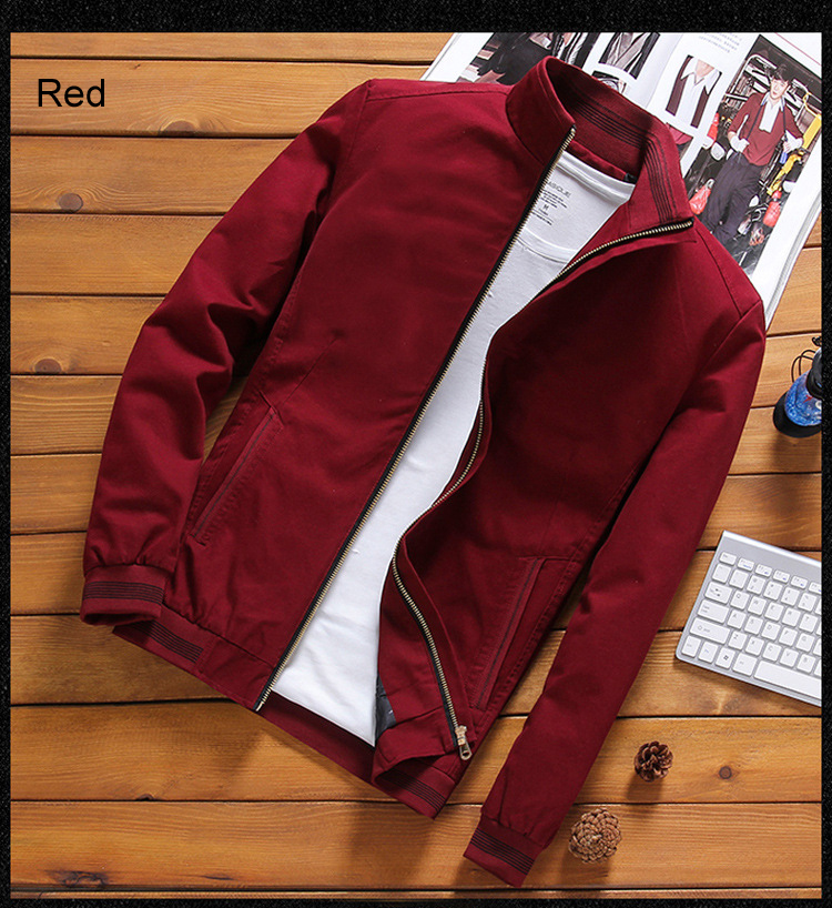 HTB1APtrOjDpK1RjSZFrq6y78VXaM DIMUSI Spring Autumn Men's Bomber Jackets Casual Male Outwear Windbreaker Stand Collar Jacket Mens Baseball Slim Coats 5XL,YA810