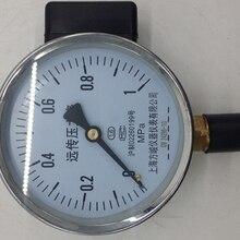 VFD манометр насоса 150 мм 0,1-16 МПа сопротивление дистанционный манометр Diam радиальное крепление пневматический