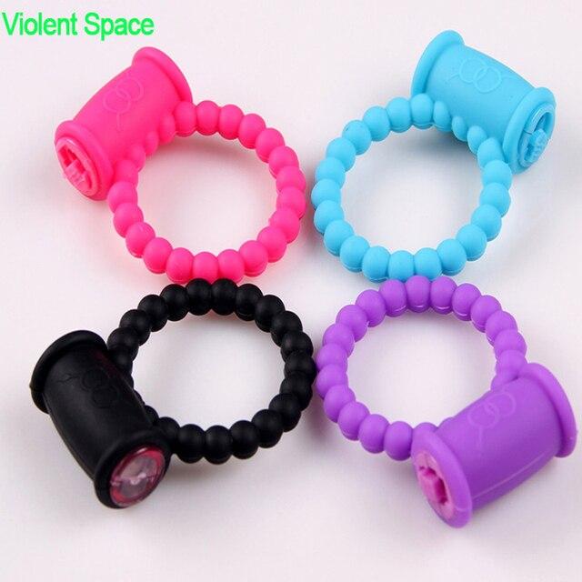 Яростные пространство Мужской Целомудрие устройства Вибрационный петух кольцо Интимные товары для пар кольцо пениса вибратор взрослых секс-игрушки для мужчин гей